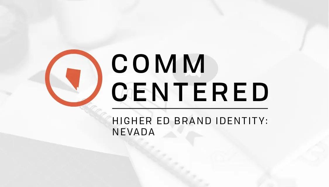 Higher Ed Brand Identity: Nevada