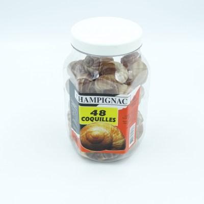 Coquilles escargots