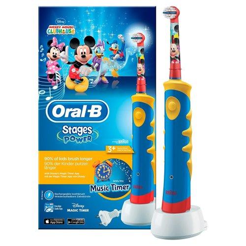 Brosse à dents électrique Oral-B Stages
