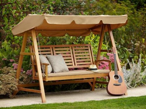 balancelle de jardin guide d 39 achat test avis meilleur. Black Bedroom Furniture Sets. Home Design Ideas