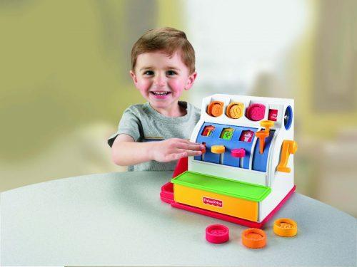 Caisse enregistreuse jouet Fisher Price — 72044-0