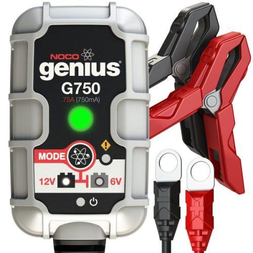 chargeur de batterie d'auto moto NOCO Genius G750EU