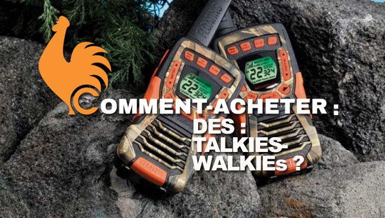 comment-acheter-TALKIE-WALKIE