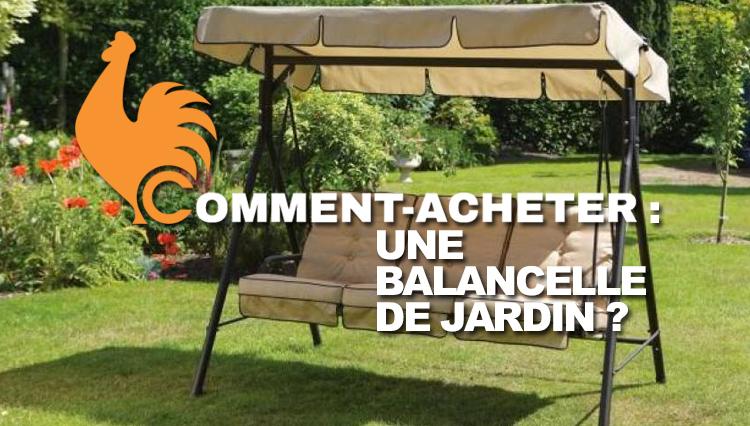 Lit balancelle jardin gallery of lit balancelle jardin - Balancelle convertible en lit de jardin ...