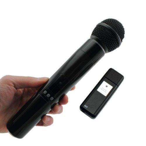 micro sans fil piles