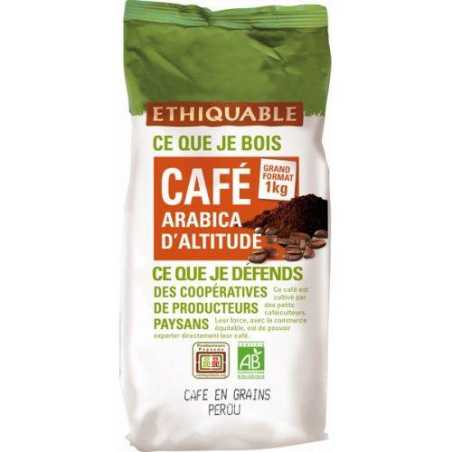 acheter cafe grain perou bio
