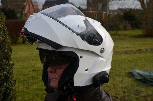 acheter casque moto bluetooth