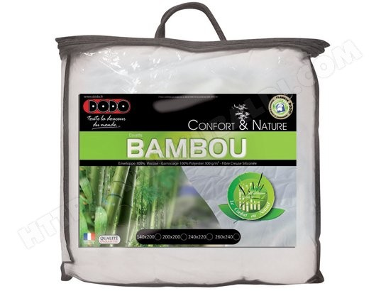 couette naturelle dodo bambou