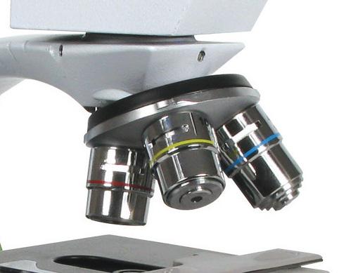 acheter test microscope objectif achromatique