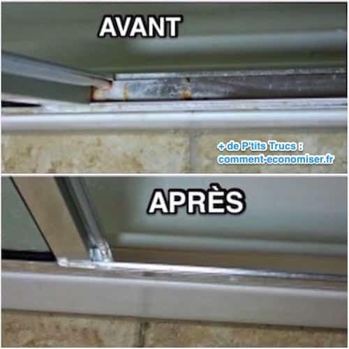 Comment Nettoyer Les Rails De Douche En Profondeur SANS