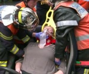 Hypnose et pompiers, gestion de l'urgence