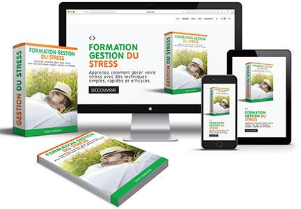 Devenir hypnothérapeute : formation à la gestion du stress.