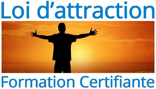 Formation certifiante à la Loi d'Attraction