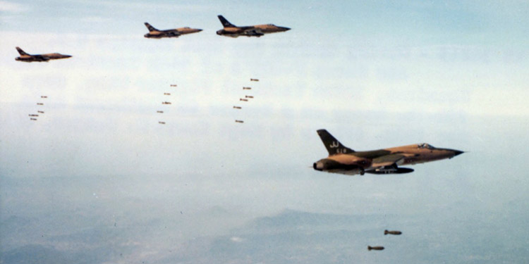 The  Carpet Bombing  Canard   commentary The  Carpet Bombing  Canard
