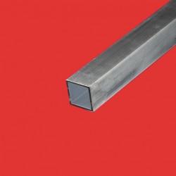 tube carre aluminium 50x50mm