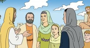Il Vangelo di oggi per la famiglia - 20 Gennaio 2018