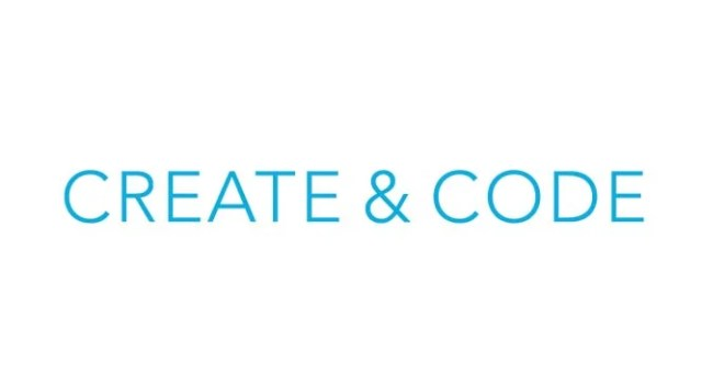Create and Code Logo