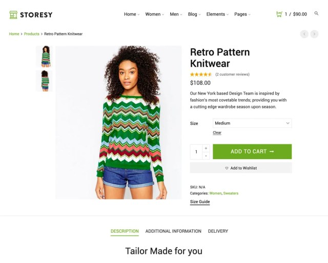 Storesy Single Product Details