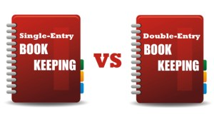 Double Entry system