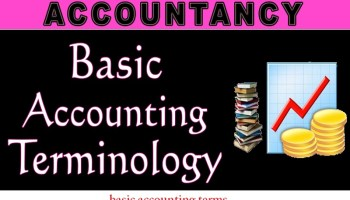 Introduction to Accounting and its Terminology MCQs