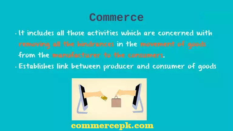 what is commerce