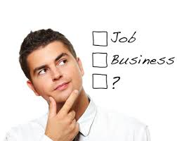 business is better than job