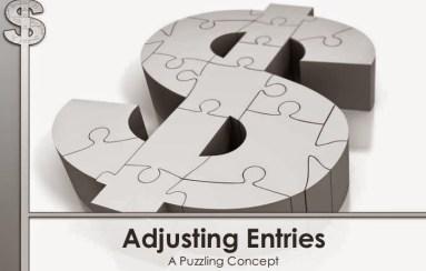 adjusting entries