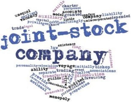 what is joint stock company