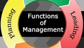 Functions of business Organization