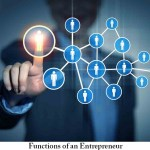 Functions of an Entrepreneur
