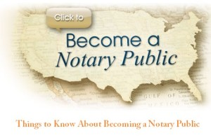 Things to Know About Becoming a Notary Public
