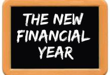 what is financial year