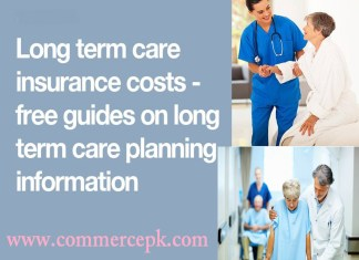 Long-Term Care Insurance Cost 2017