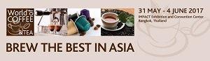 WORLD OF COFFEE & TEA 2017