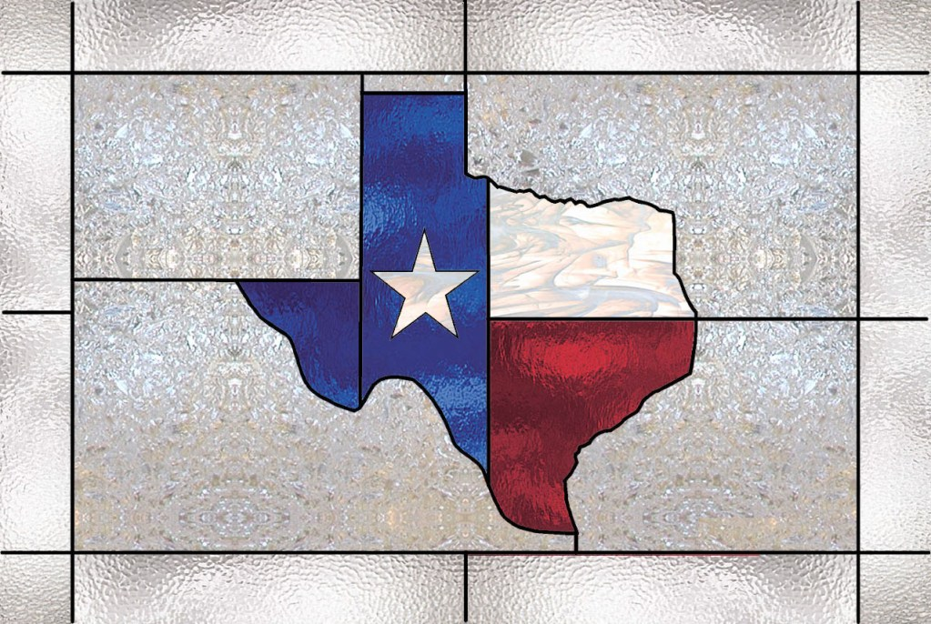 Stained Glass Texas