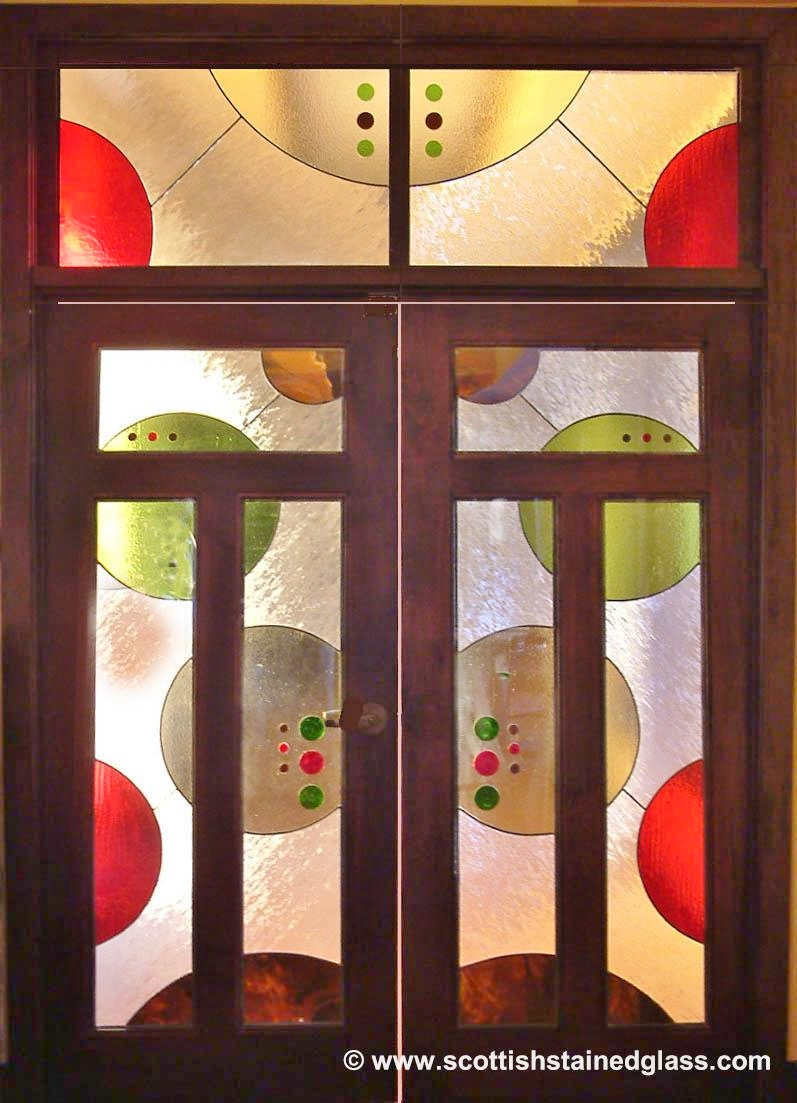 commercial stained glass conservation