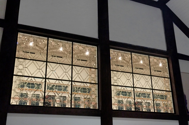 custom commercial stained glass washington dc