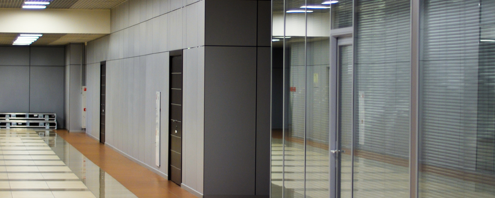 Commercial Glass Partition Wall Systems Las Vegas, Nevada