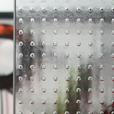 Master Carre Patterned Glass Sample