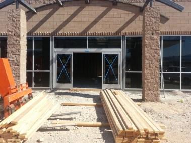 Commercial Storefront Bon Bread
