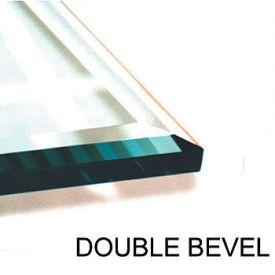 Double Bevel Edge Finish