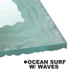 Ocean Surf With Waves Finish