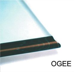 Ogee Bevel Edge Finish