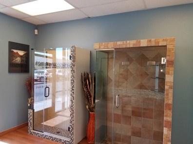 Custom Shower Door Enclosures