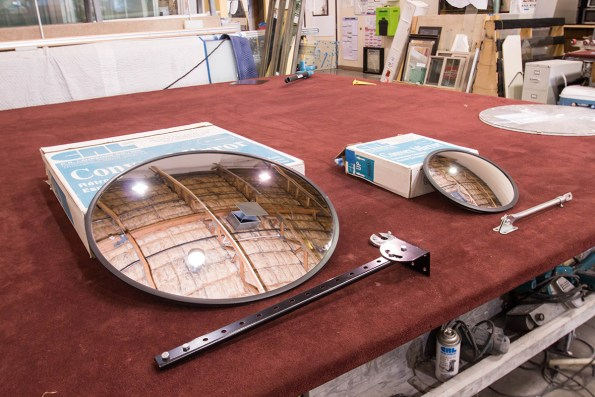 CRL - Convex Style Mirrors