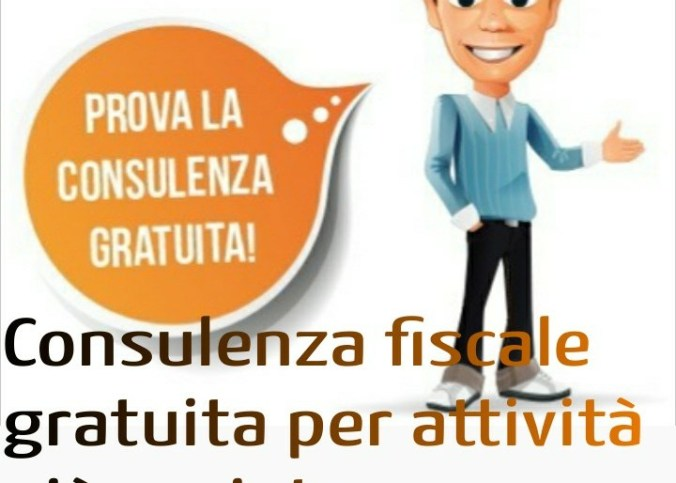 Consulenza fiscale gratuita per attività già avviate