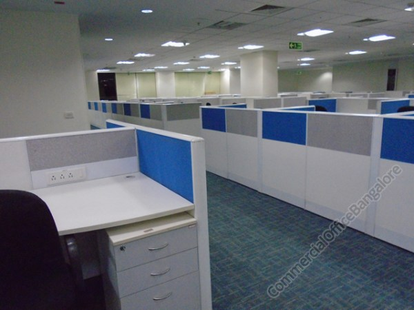 Office space in Wilson Garden Bangalore Central 3000 sq ft ...