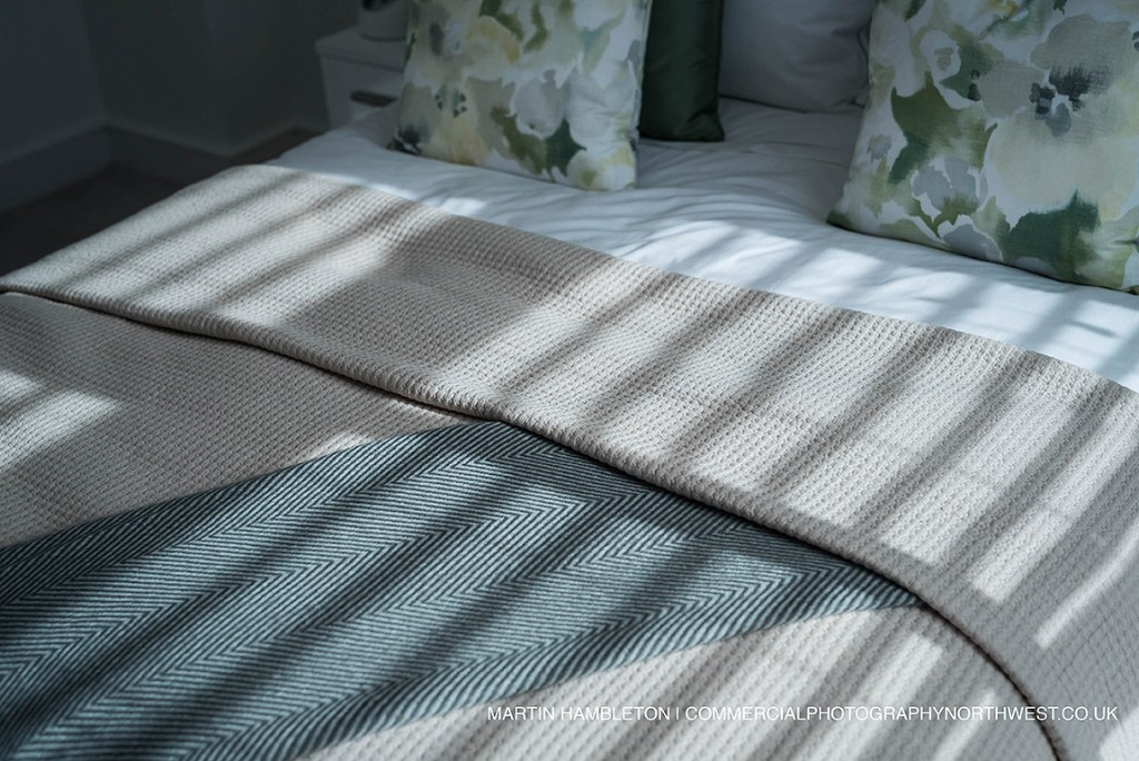 bedroom detail shot