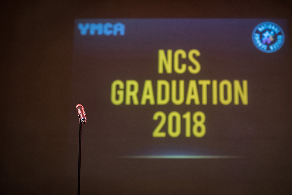 ncs graduation 2018 slideshow screen