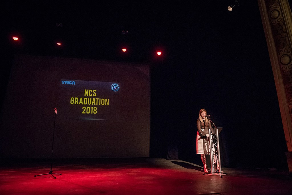 ncs graduation 2018 awards speaker